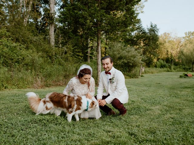 Tom and Nicole's Wedding in Penns Creek, Pennsylvania 22