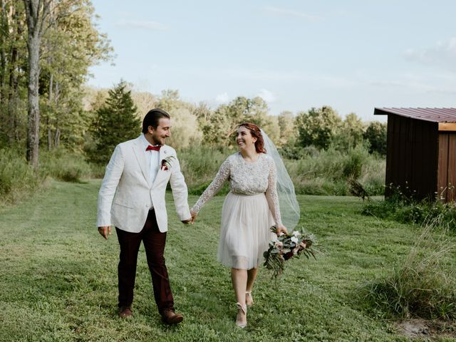 Tom and Nicole's Wedding in Penns Creek, Pennsylvania 23
