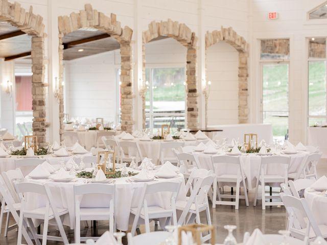 Kyle and Rachel's Wedding in Bloomsdale, Missouri 4