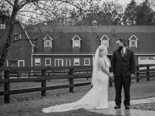 Kyle and Rachel's Wedding in Bloomsdale, Missouri 12