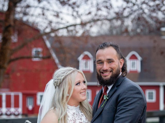 Kyle and Rachel's Wedding in Bloomsdale, Missouri 13