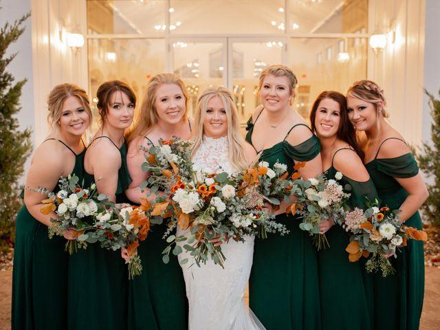 Kyle and Rachel's Wedding in Bloomsdale, Missouri 16