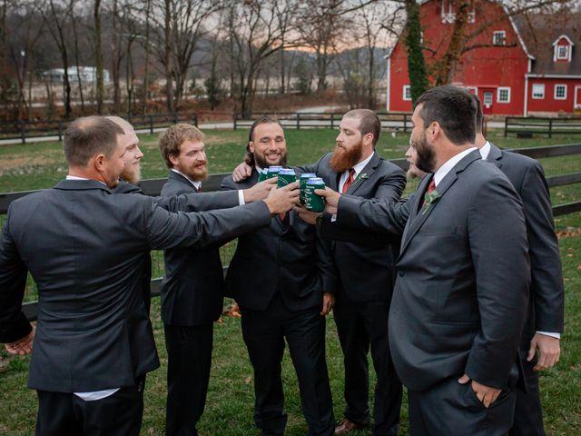 Kyle and Rachel's Wedding in Bloomsdale, Missouri 18