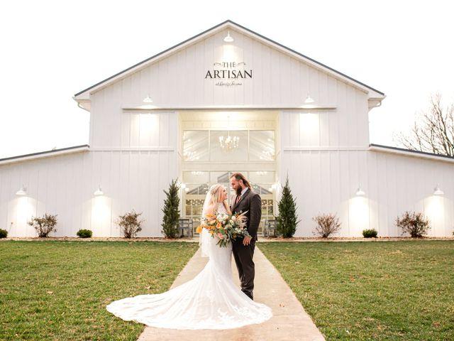 The wedding of Rachel and Kyle