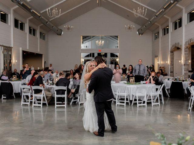Kyle and Rachel's Wedding in Bloomsdale, Missouri 28