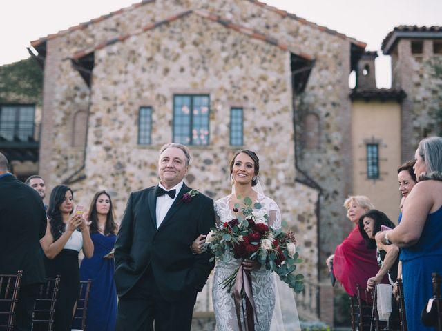 Stephanie and Kiko's wedding in Florida 15