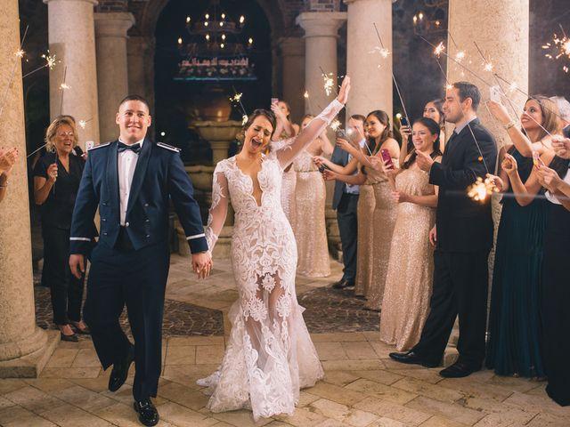 Stephanie and Kiko's wedding in Florida 32