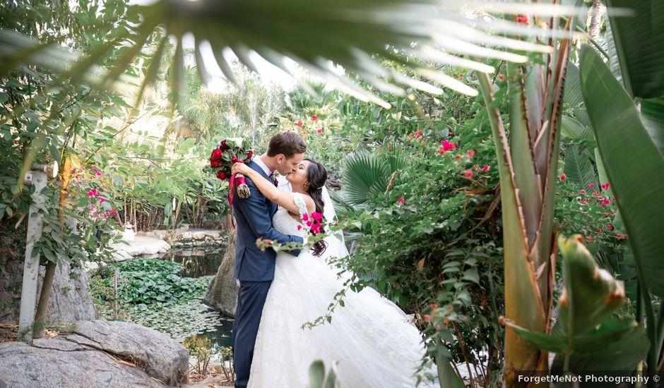 Lorena and Caleb's Wedding in San Diego, California
