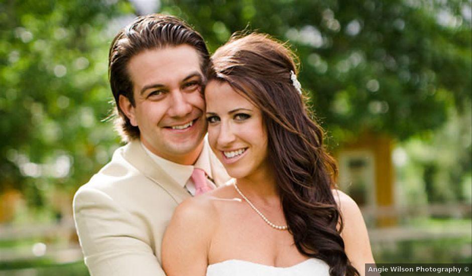 Rosie and John's Wedding in Lyons, Colorado