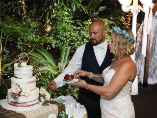 The wedding of Yvette and Joseph