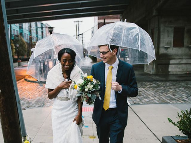 The wedding of Sean and Candace