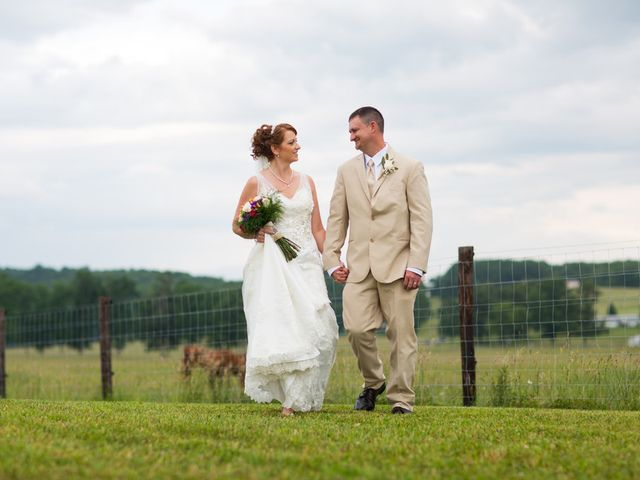 Angie and Jamey's Wedding in Cool Ridge, West Virginia 15
