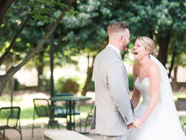 Samantha and Steven's Wedding in Charlotte, North Carolina 5