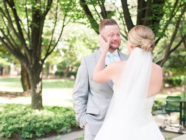 Samantha and Steven's Wedding in Charlotte, North Carolina 6