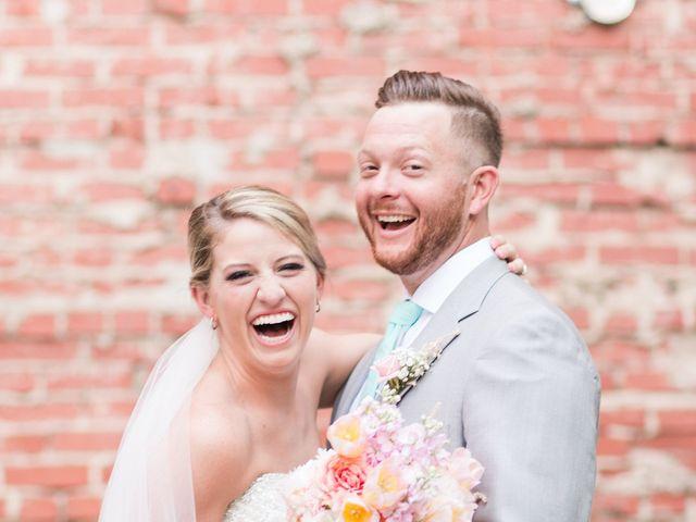 Samantha and Steven's Wedding in Charlotte, North Carolina 11