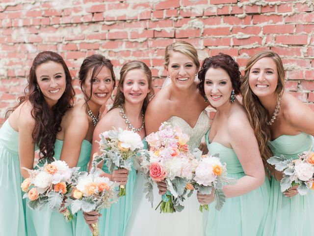Samantha and Steven's Wedding in Charlotte, North Carolina 9