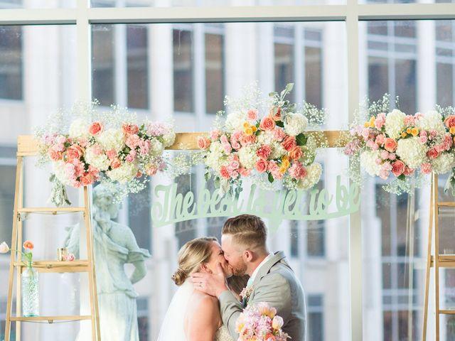 Samantha and Steven's Wedding in Charlotte, North Carolina 16