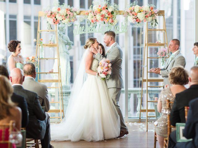 Samantha and Steven's Wedding in Charlotte, North Carolina 15