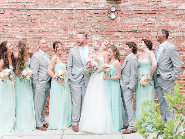 Samantha and Steven's Wedding in Charlotte, North Carolina 10
