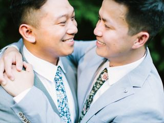 The wedding of Viet and Henry