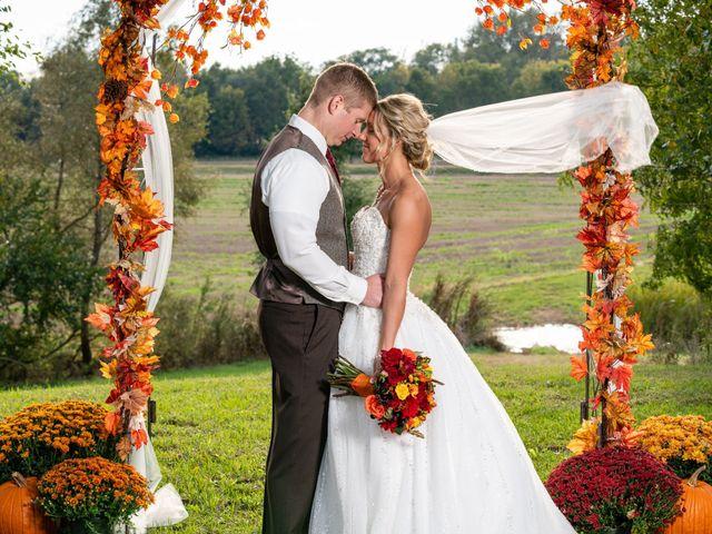 The wedding of ºMegan and Jason