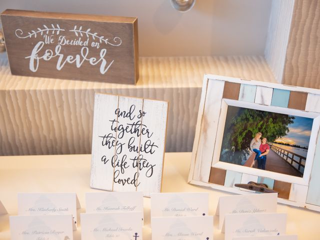 Dominick and Brittney's Wedding in Longboat Key, Florida 4