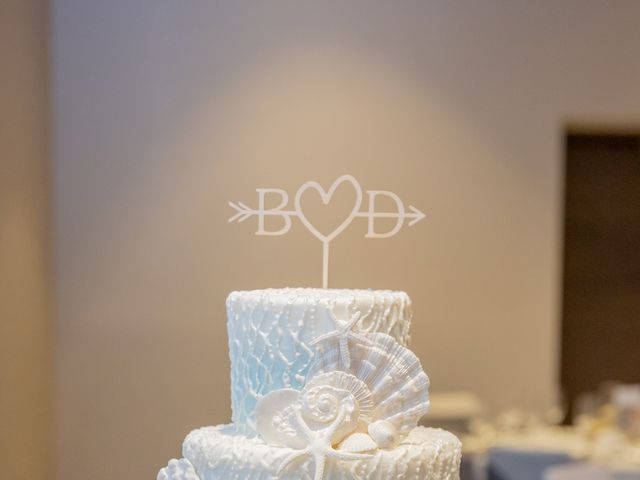 Dominick and Brittney's Wedding in Longboat Key, Florida 8