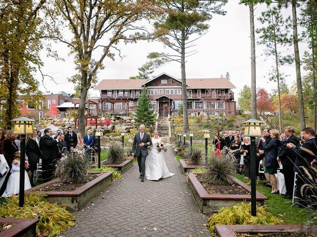 Sean and Jenna's Wedding in Nisswa, Minnesota 1