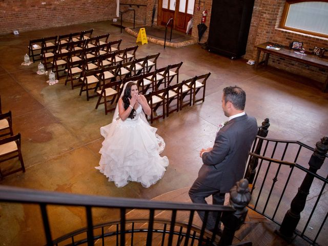 Brent and Lisa's Wedding in Greenville, South Carolina 1