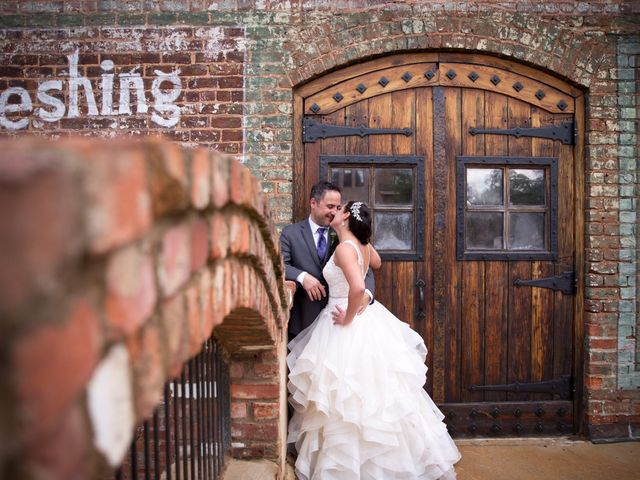 Brent and Lisa's Wedding in Greenville, South Carolina 2