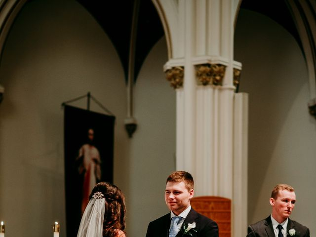 Tom and Deanna's Wedding in Ann Arbor, Michigan 23