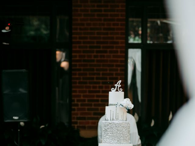 Tom and Deanna's Wedding in Ann Arbor, Michigan 49