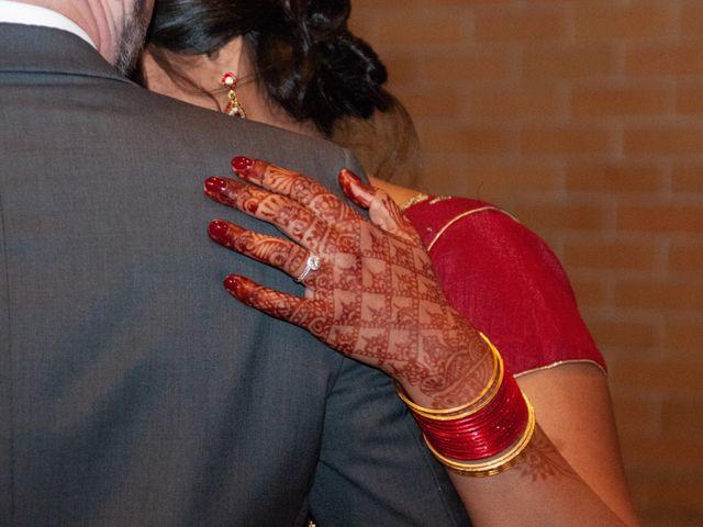 David and Pooja's Wedding in Bristol, Rhode Island 4