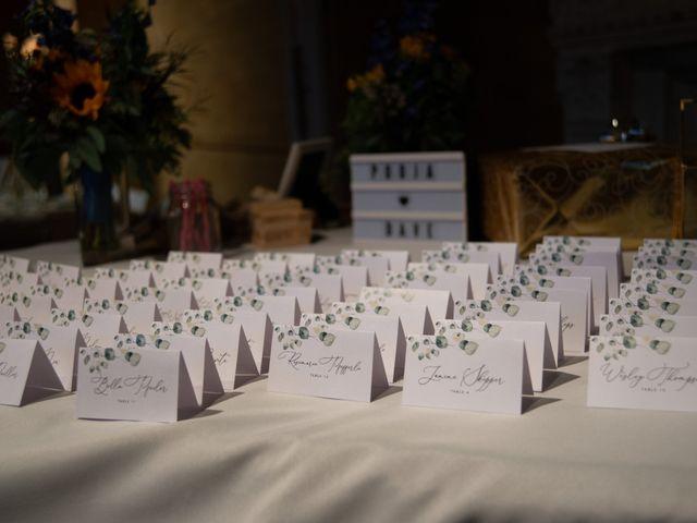 David and Pooja's Wedding in Bristol, Rhode Island 10