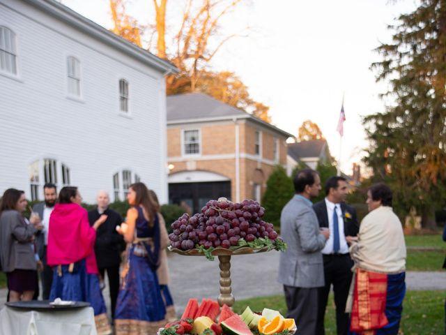 David and Pooja's Wedding in Bristol, Rhode Island 11
