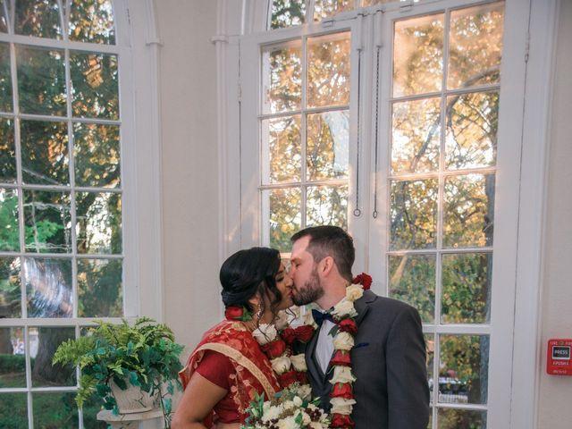 David and Pooja's Wedding in Bristol, Rhode Island 12