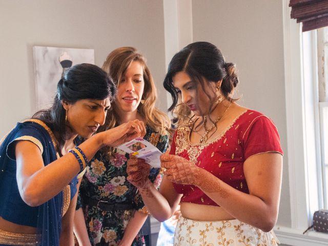 David and Pooja's Wedding in Bristol, Rhode Island 25
