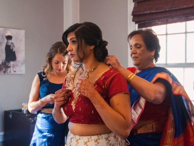 David and Pooja's Wedding in Bristol, Rhode Island 26