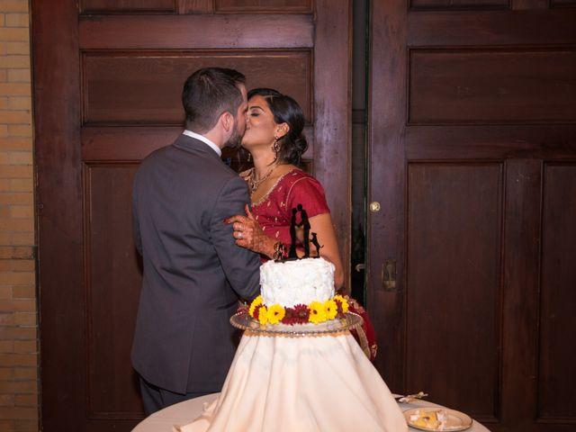 David and Pooja's Wedding in Bristol, Rhode Island 27