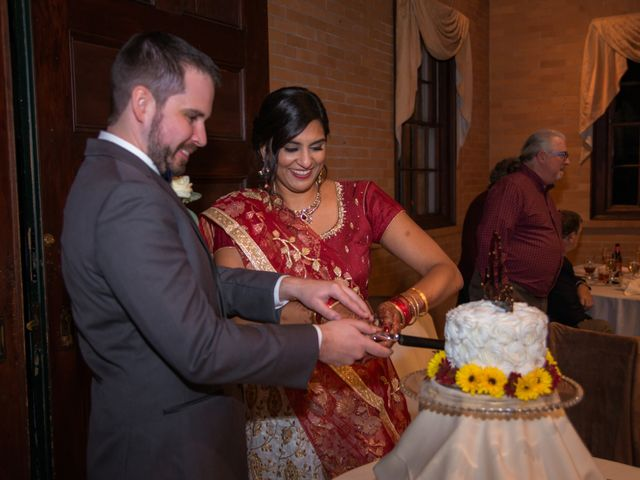 David and Pooja's Wedding in Bristol, Rhode Island 28