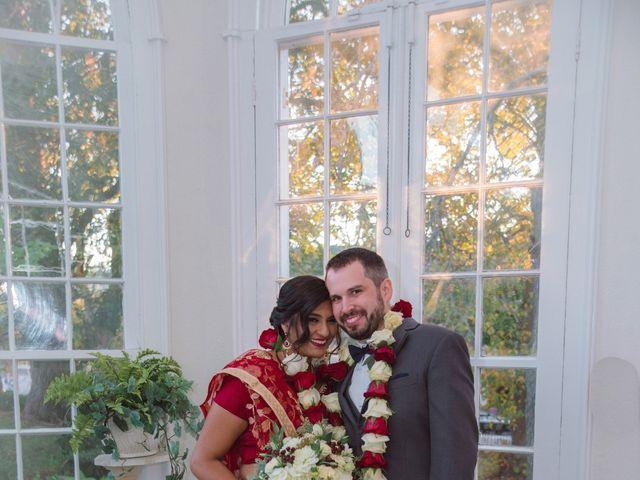 David and Pooja's Wedding in Bristol, Rhode Island 32