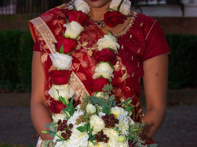 David and Pooja's Wedding in Bristol, Rhode Island 33