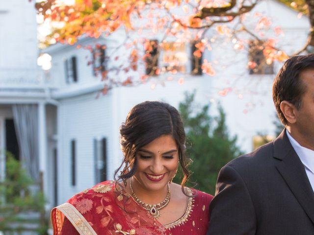 David and Pooja's Wedding in Bristol, Rhode Island 36