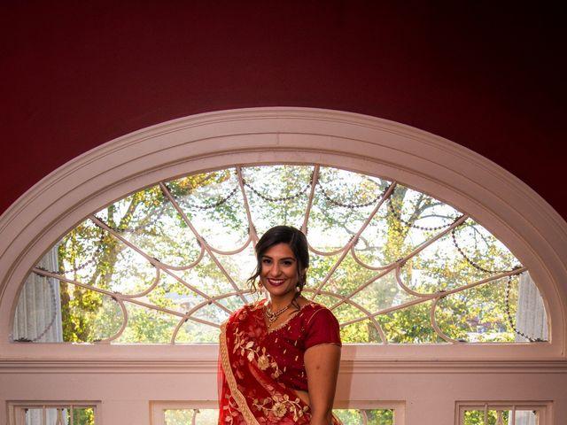 David and Pooja's Wedding in Bristol, Rhode Island 38