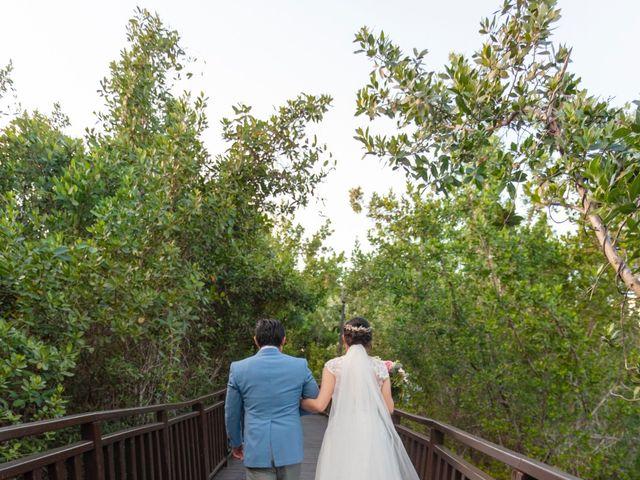 Martijn and Helena's Wedding in San Miguel de Cozumel, Mexico 9