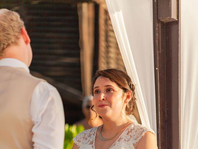 Martijn and Helena's Wedding in San Miguel de Cozumel, Mexico 16