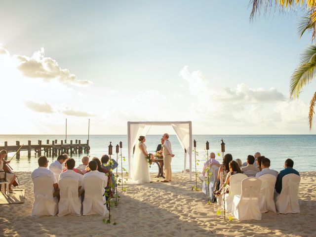 Martijn and Helena's Wedding in San Miguel de Cozumel, Mexico 1