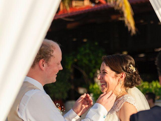 Martijn and Helena's Wedding in San Miguel de Cozumel, Mexico 23