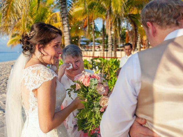 Martijn and Helena's Wedding in San Miguel de Cozumel, Mexico 26