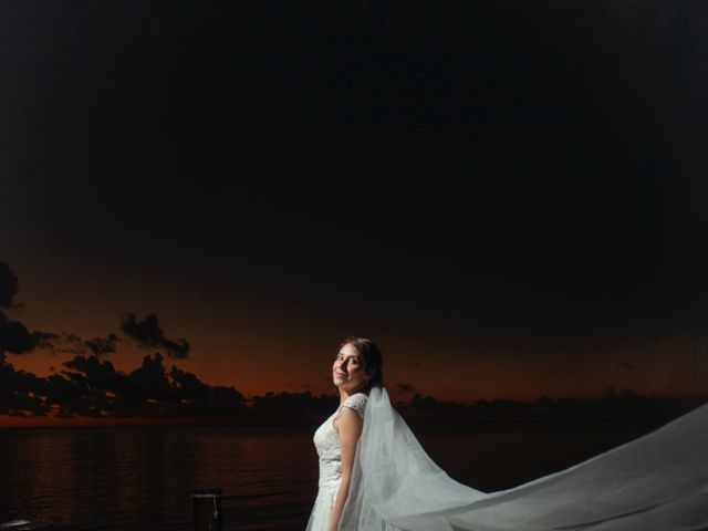 Martijn and Helena's Wedding in San Miguel de Cozumel, Mexico 33